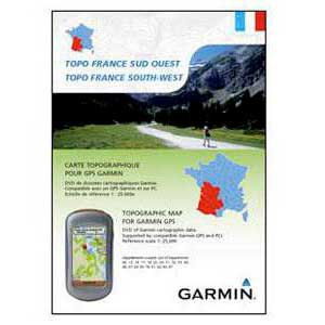 Garmin Topo France SD Southwest