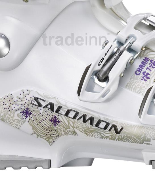 batterie chaussure ski salomon charm 7