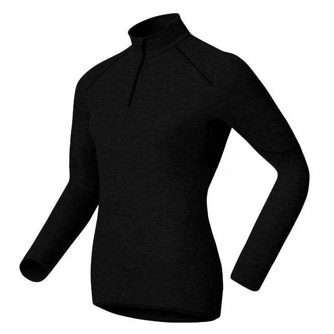 unterwasche-odlo-shirt-l-s-turtle-neck-1-2-zip-x-warm-s-black