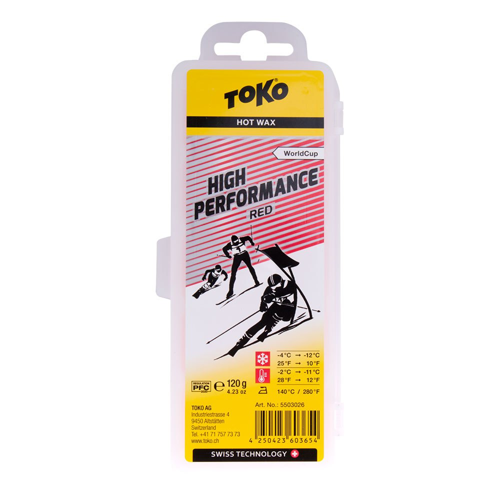 Toko High Performance Quente 120 g