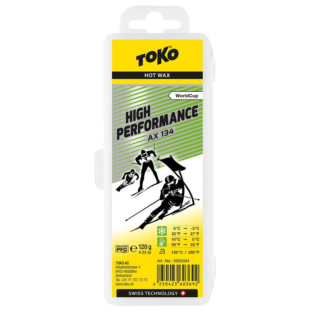 Toko High Performance AX 134 120 gr