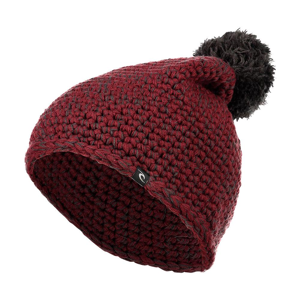 38128dfaeba1 Rip curl Cham Beanie Red buy and offers on Snowinn
