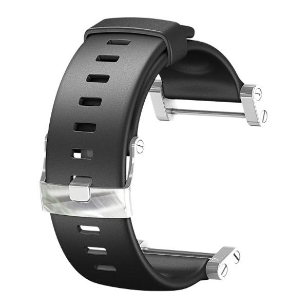 ersatzteile-suunto-core-flat-silicone-strap-one-size-black