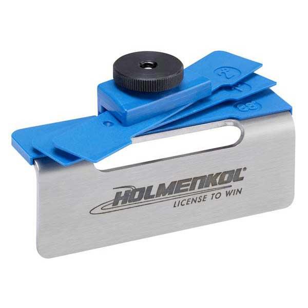 Holmenkol Semi Edger Adjustable Ski and Snowboard Side Edge Tool