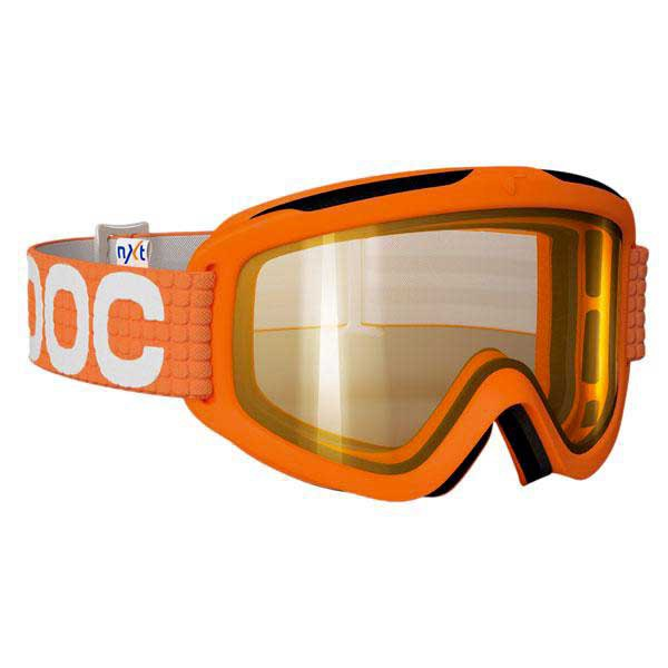 Poc Iris X Orange NXT Brown Photochromic