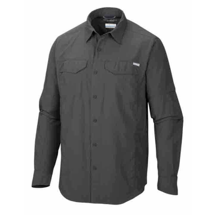 Columbia Silver Ridge L/S Big Shirt Grill