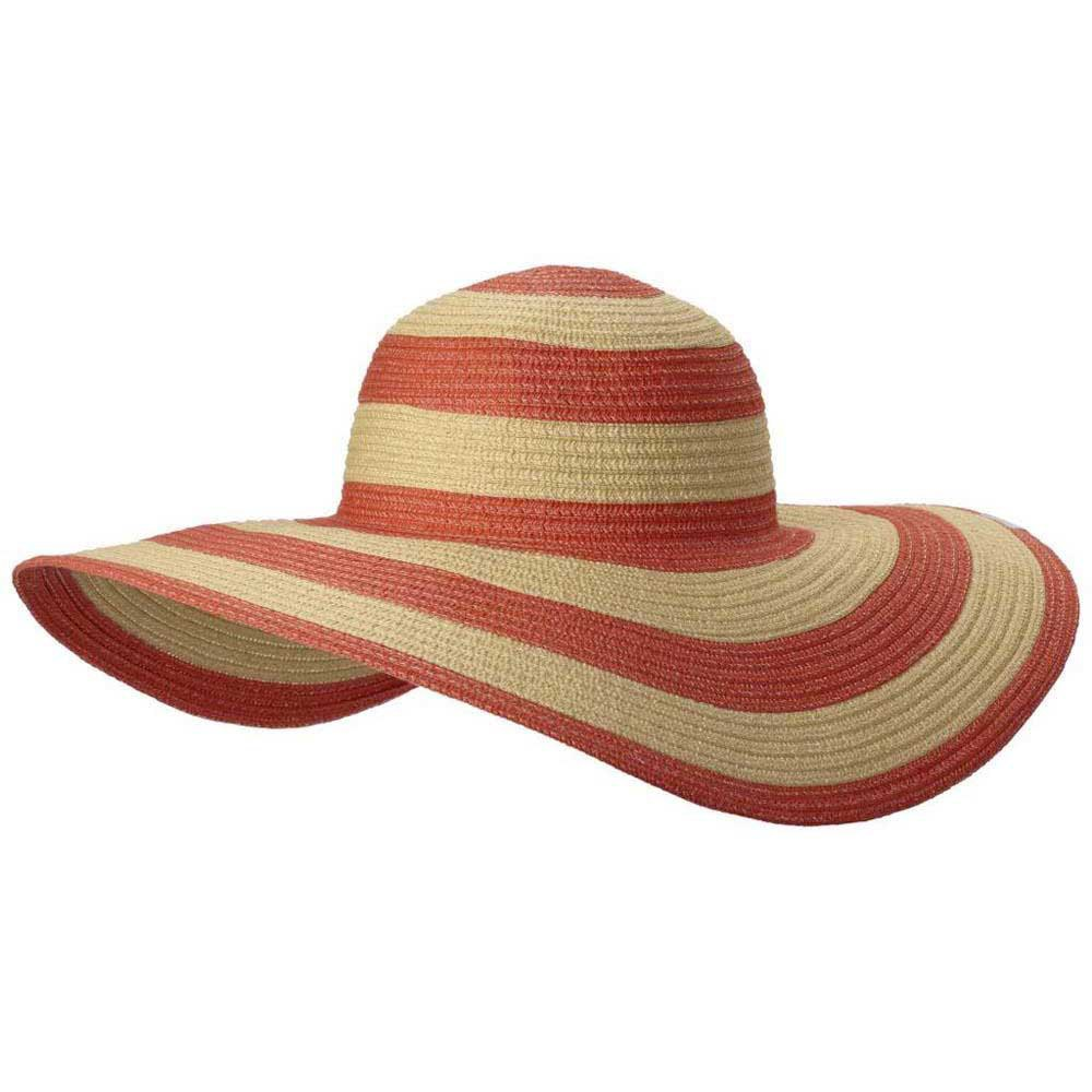 Columbia Sun Ridge II Hat Hibiscus Stripe