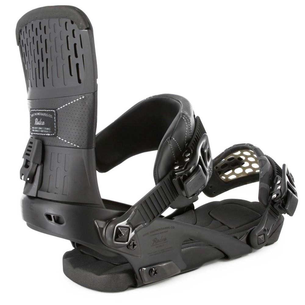 Ride Rodeo Bindings Matte Black Man