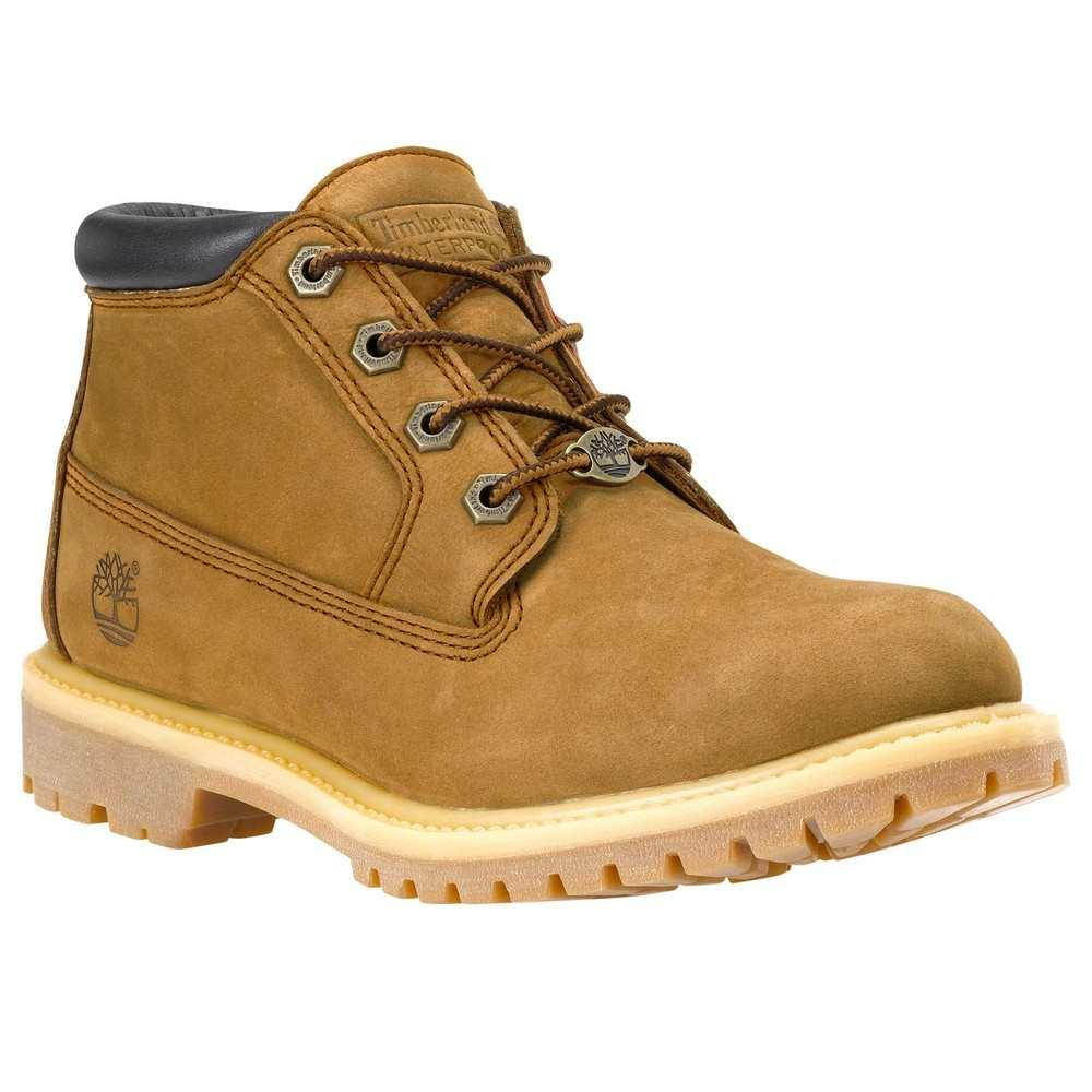 Timberland Earthkeepers Nellie Nubuck Wide