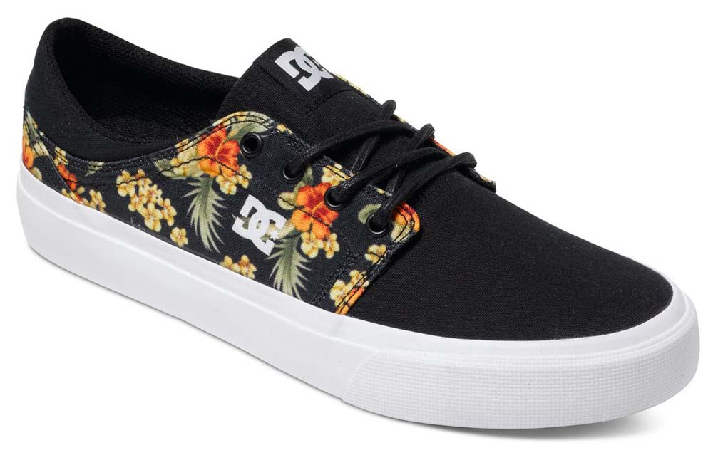 Trase SP  Chaussures Slip On ADYS300185 DC Shoes