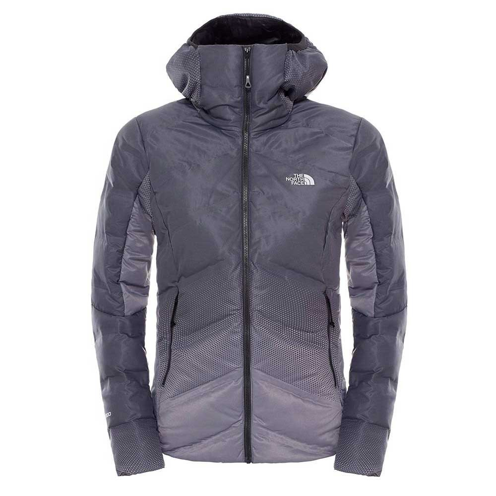 The north face Fuseform Dot Matrix Hooded Down