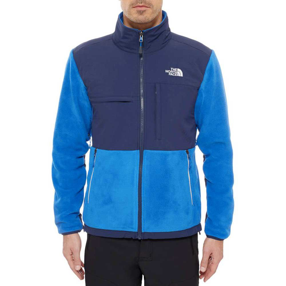 f400ddc36d60 ... The north face Denali II Monster Blue   Cosmic Blue ...