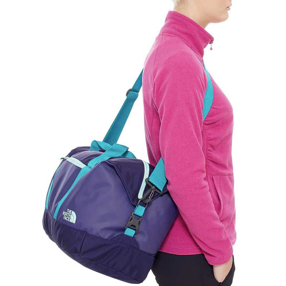 Purple Medium The North Face Apex Gym Duffel Bag One Size
