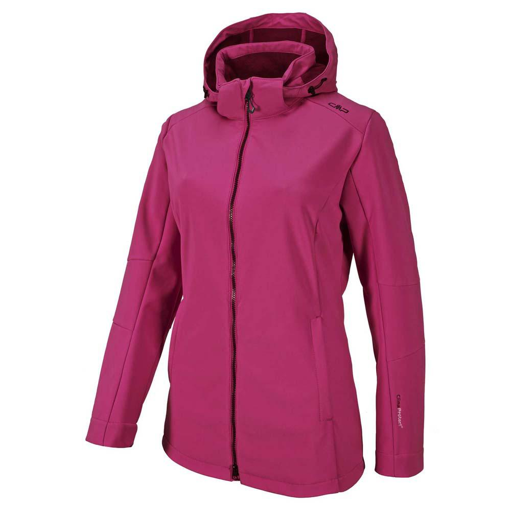 CMP Giacca Softshell Long Fit