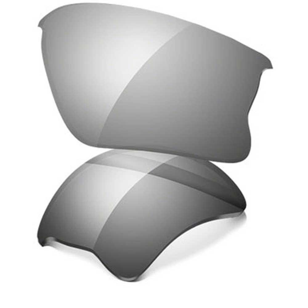 dbe80091fa2 Oakley Flak Jacket XLJ Replacement Lenses Grey