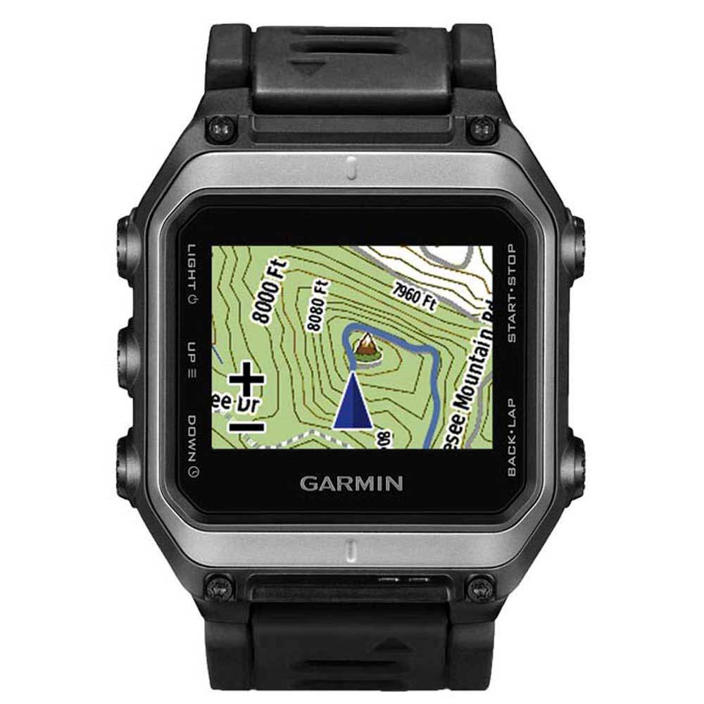 Garmin Epix Black With Topo Europa