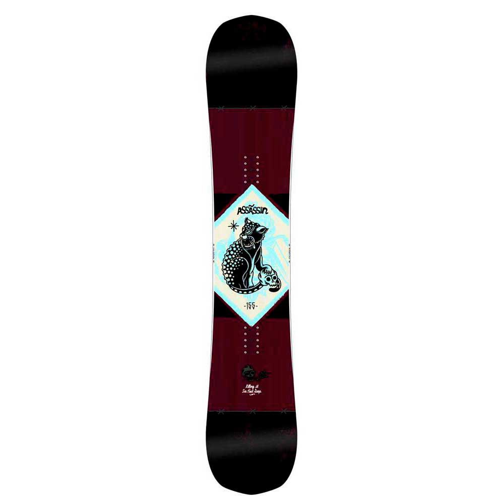 Salomon snowboard Assassin + Defender