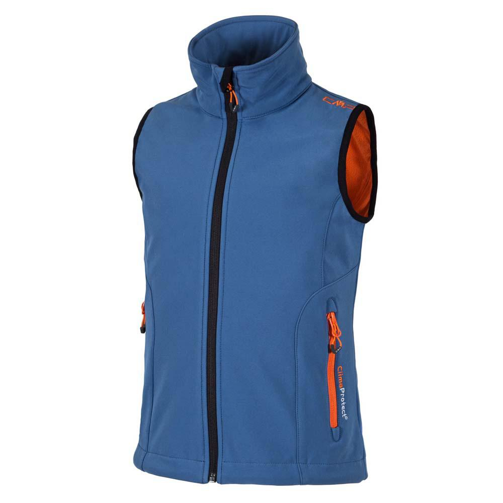Cmp Softshell Vest Girls