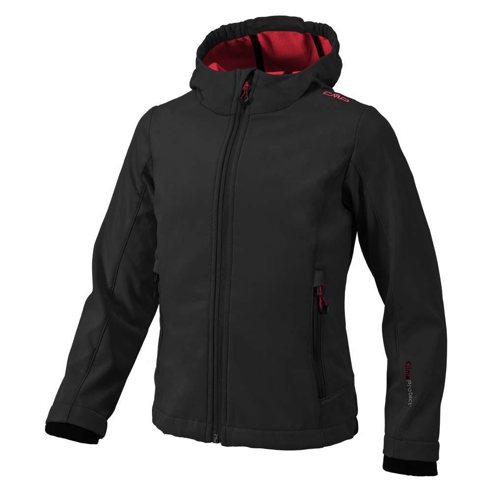 7ac9668d5e70 Cmp Softshell Jacket Fix Hood Girls buy and offers on Snowinn