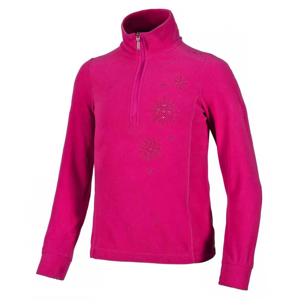 Cmp Light Fleece Sweat Girls