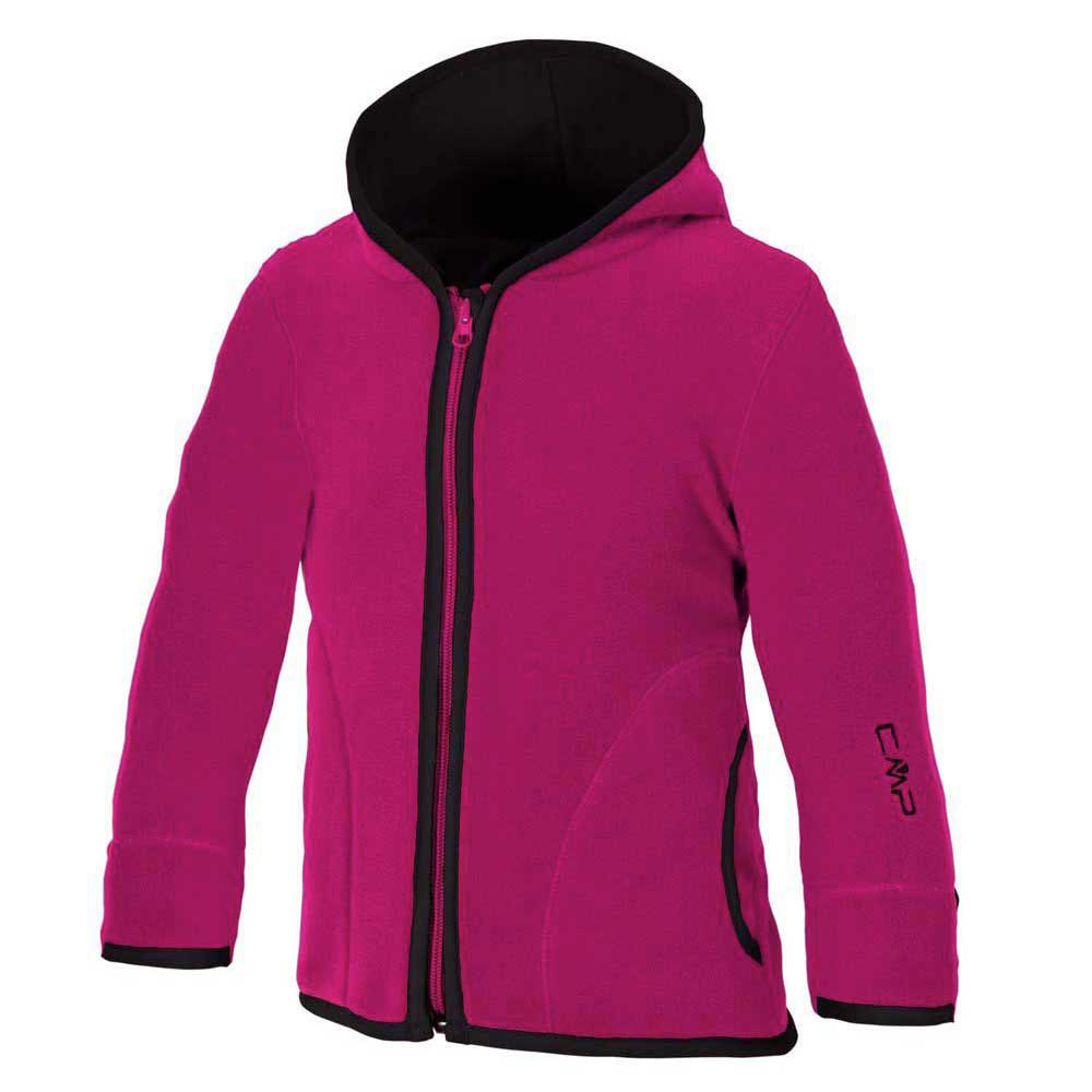 Cmp Fleece Jacket Fix Hood Baby