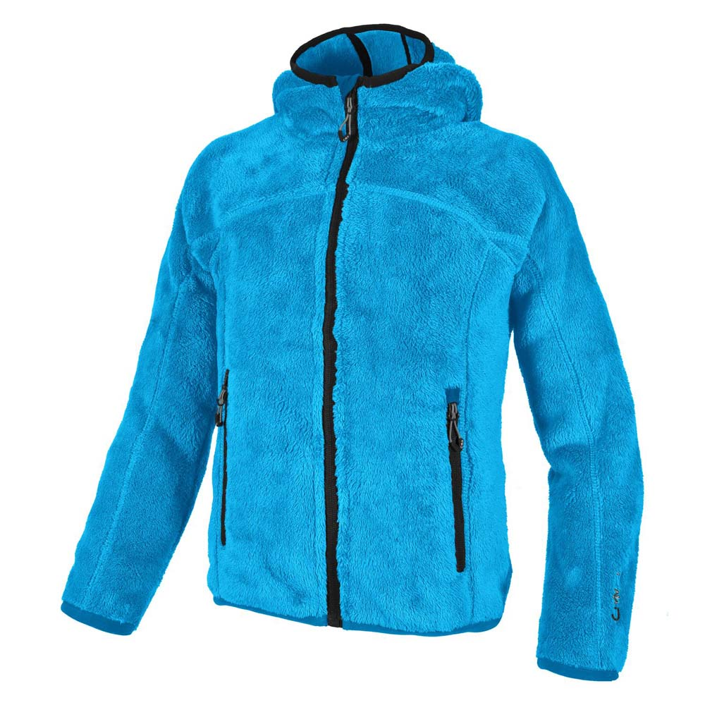 Cmp Highloof Jacket Fix Hood Girls