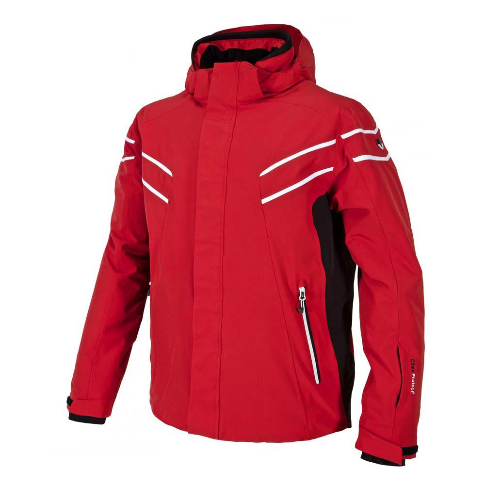 Cmp Ski Jacket Stretch Zip Hood
