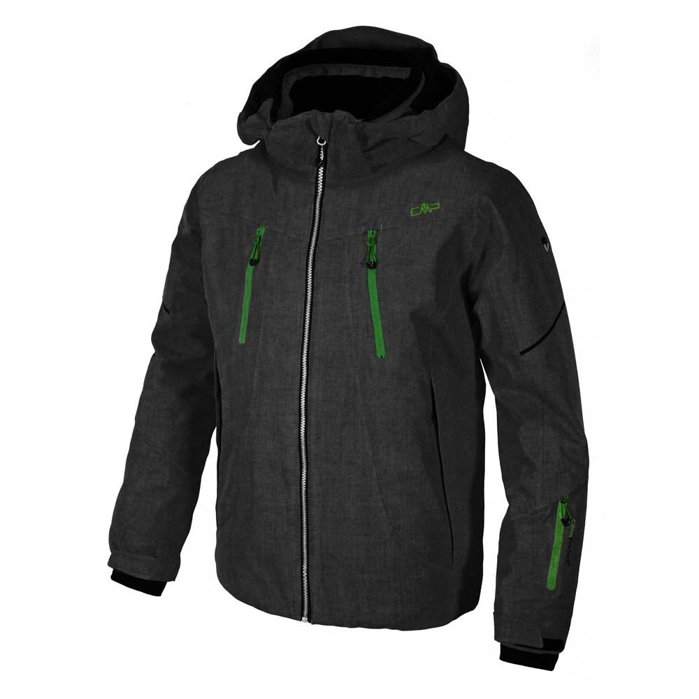 Cmp Ski Jacket Zip Hood / B-co Irish