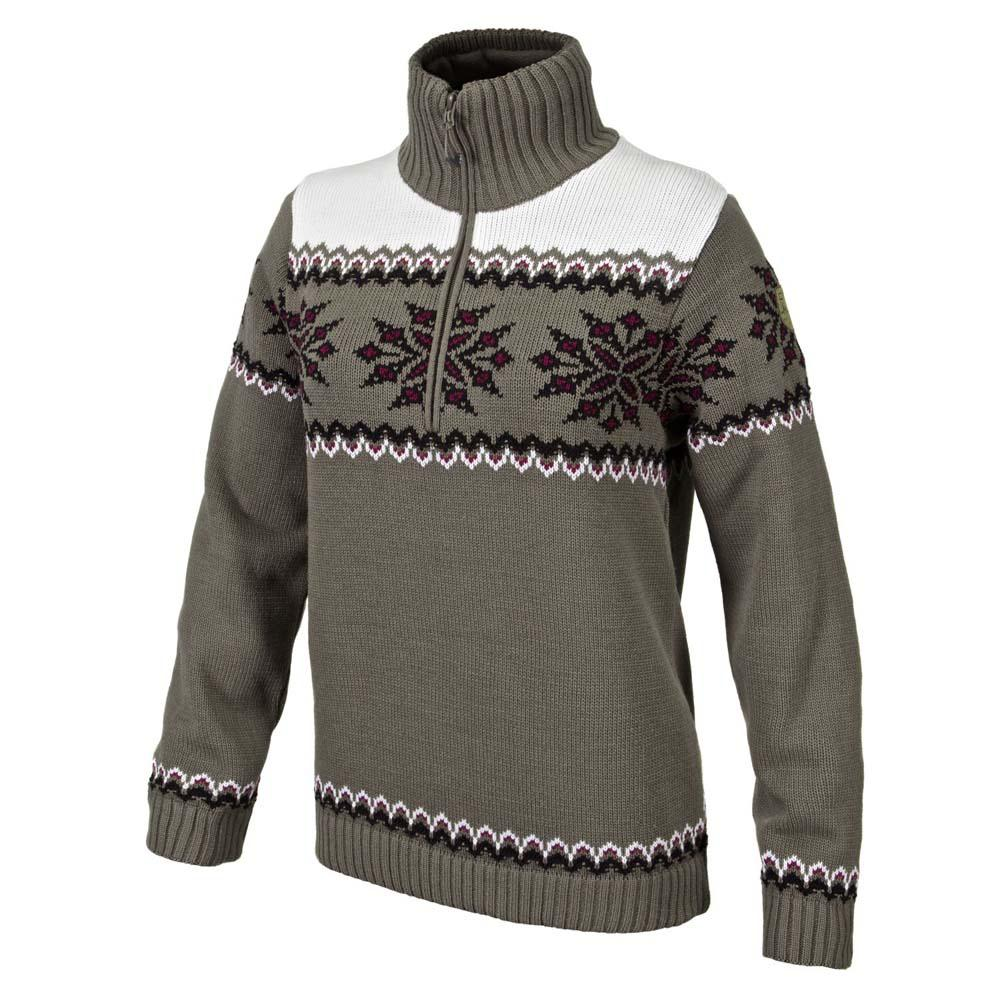 Cmp Knitted Pullover Waterproof / B. Gesso