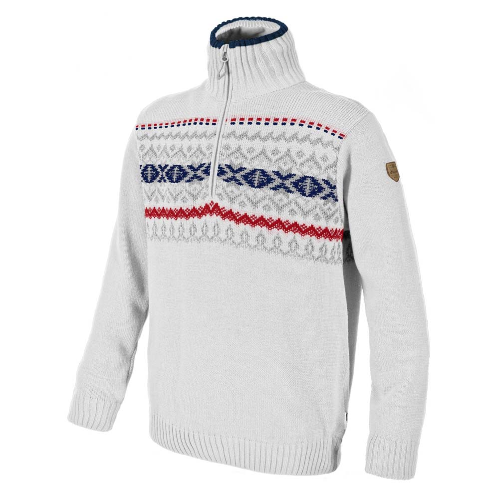 Cmp Knitted Pullover Waterproof B.Gesso