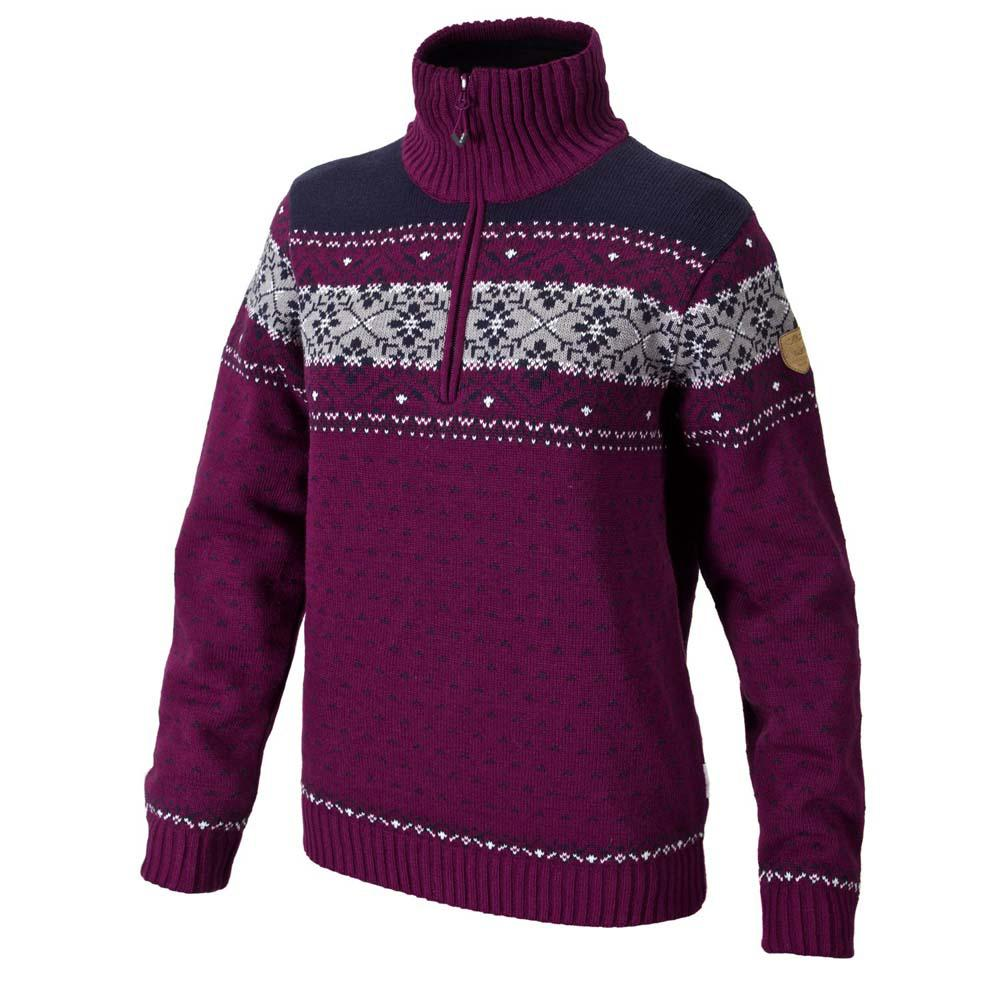 Cmp Knitted Pullover 1/2 Zip Waterproof