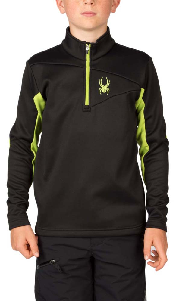 Spyder Charger Therma Stretch T-Neck Boys