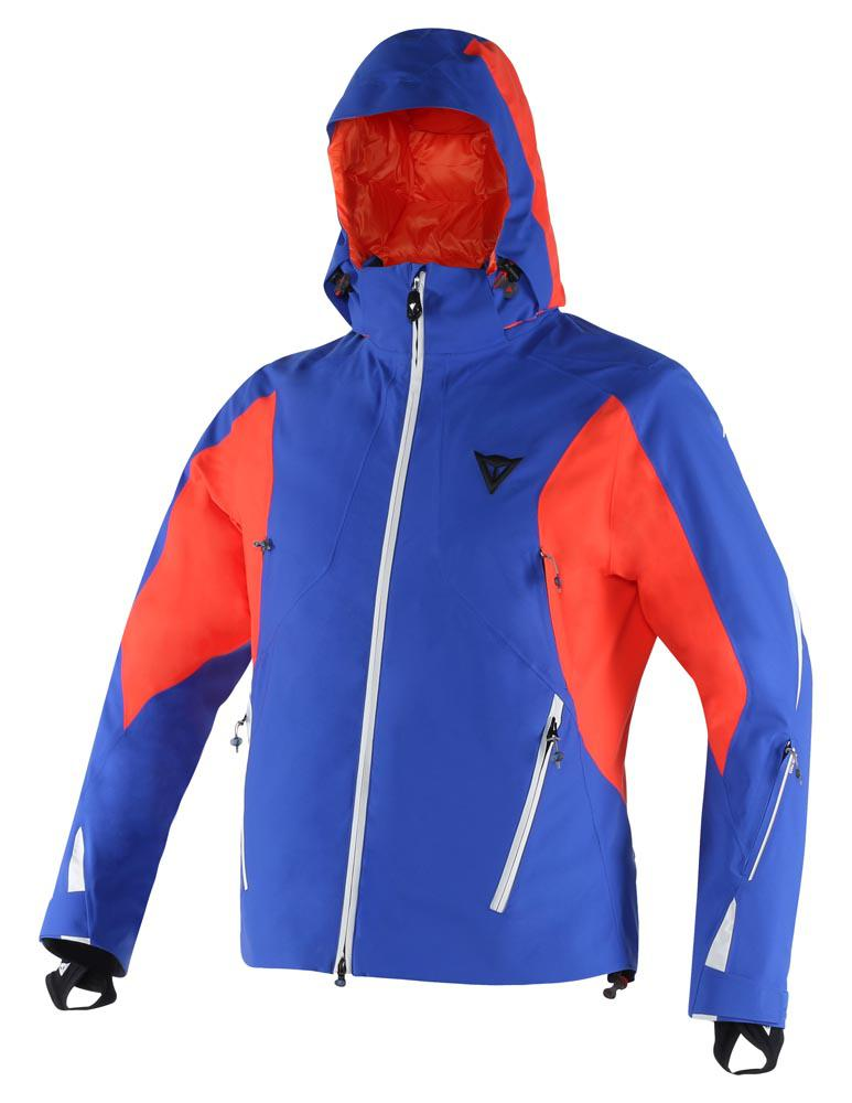 DAINESE Kerimone Goretex Jacket Sky-Blue/Light-Red/White