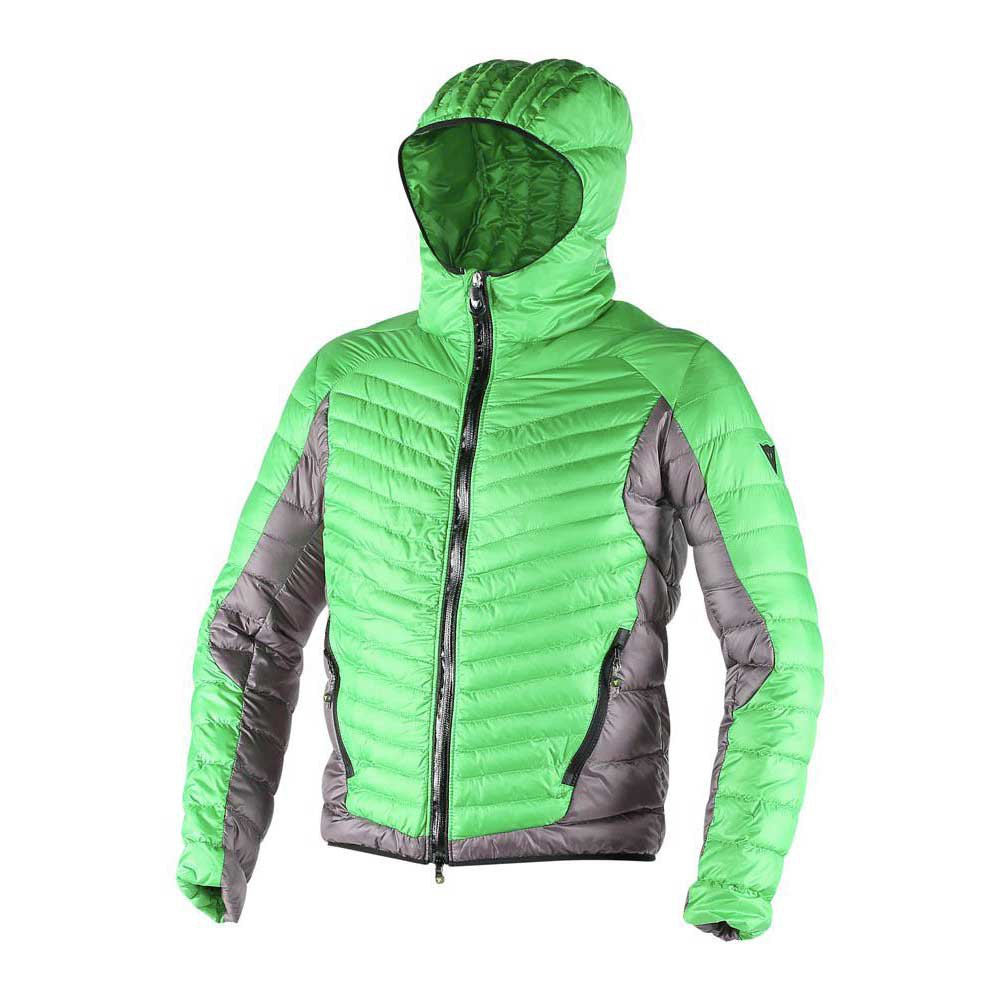 Dainese Cale Down Jacket Eden-Green/Steel-Gray/Black