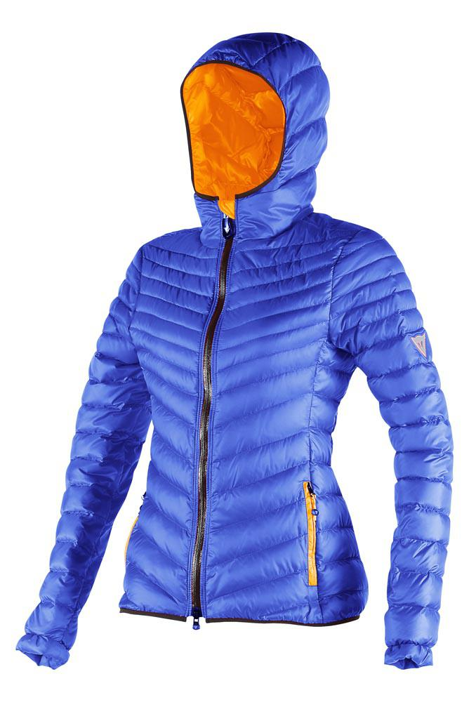 Dainese Calipso Down Jacket Sky-Blue/Lemon-Chrome