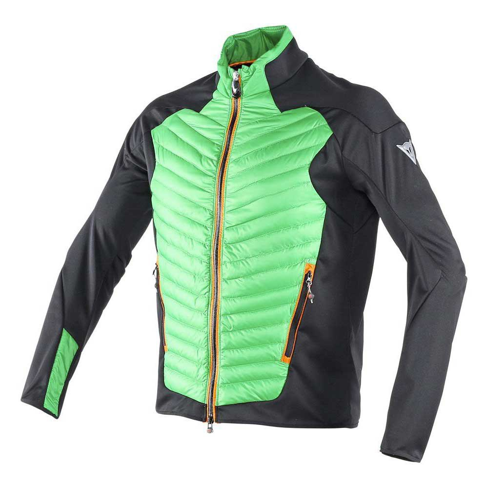 Dainese Tione Jacket Eden-Green/Black/Light-Red