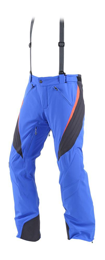 Dainese Egemone D-Dry Pants Sky-Blue/Black/Light-Red
