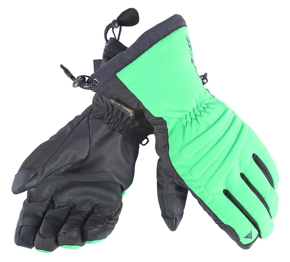 Dainese Anthony 13 D-Dry Gloves Eden-Green/Black