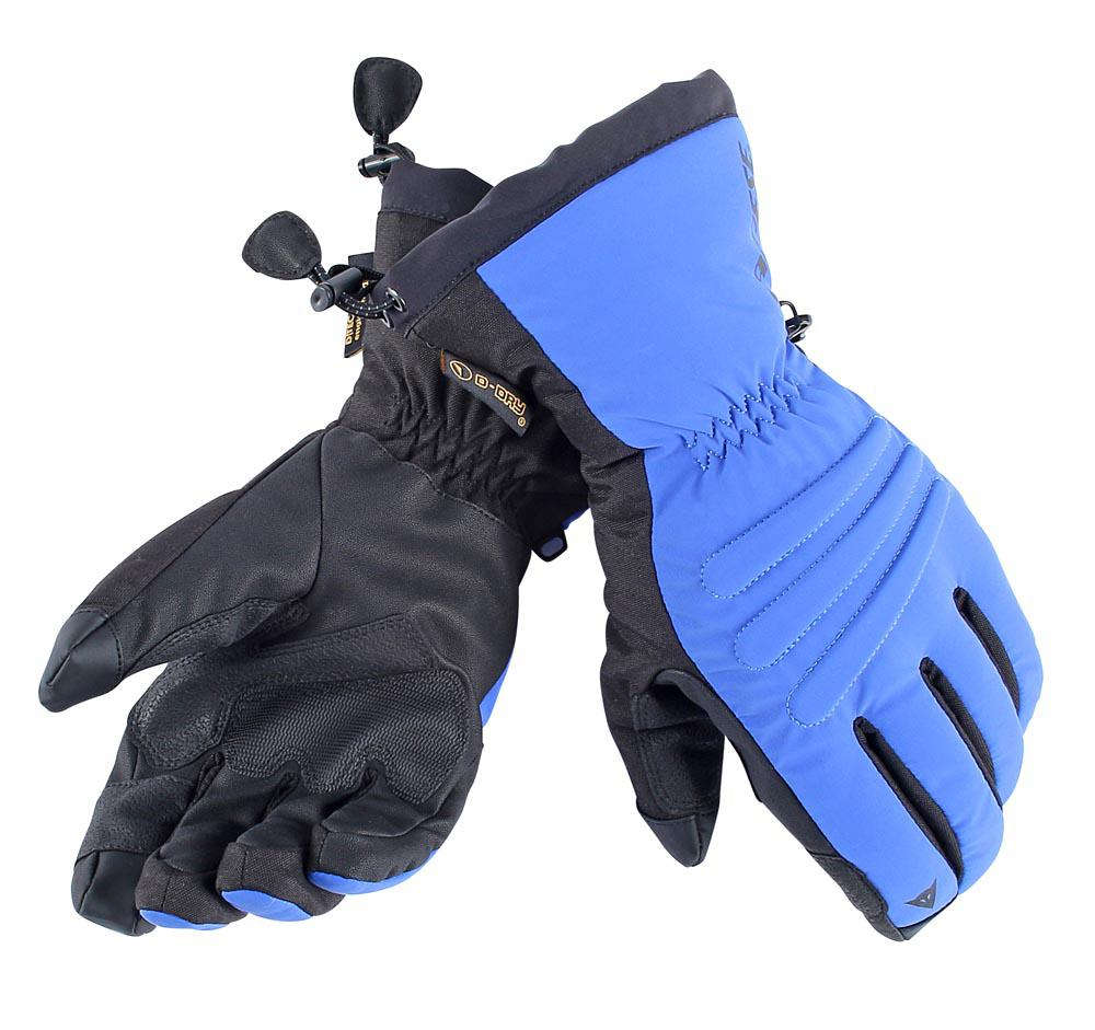 Dainese Anthony 13 D-Dry Gloves Sky-Blue/Black