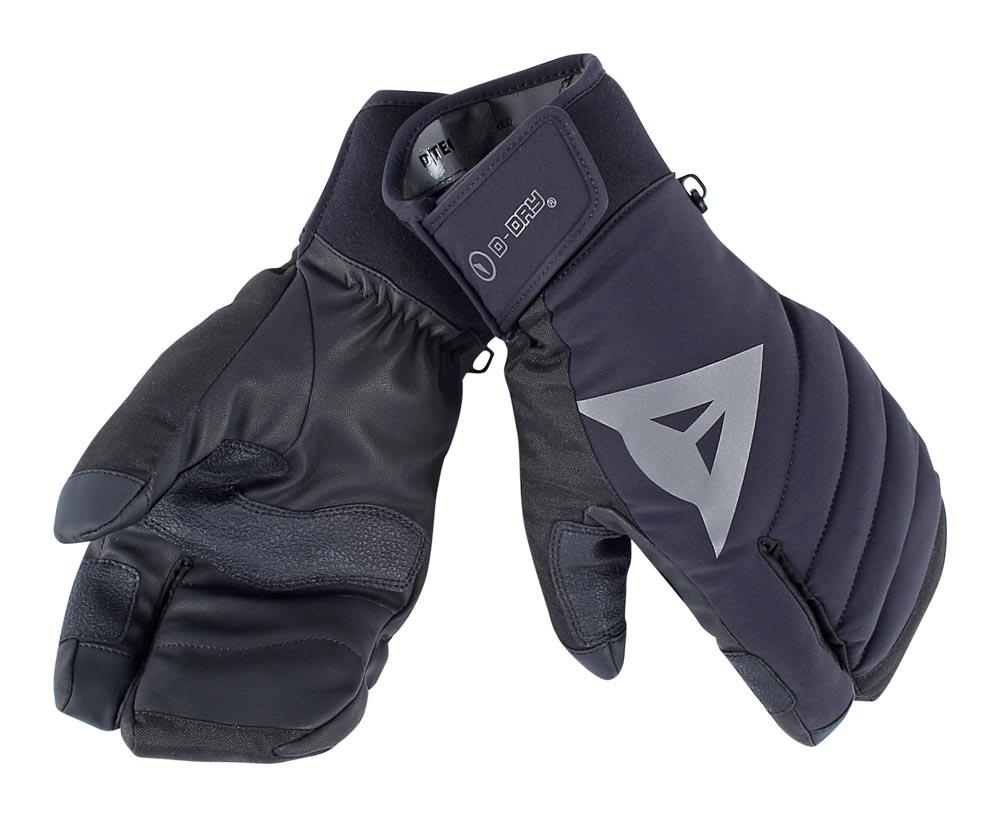 Dainese Mitten D-Dry Black/Carbon