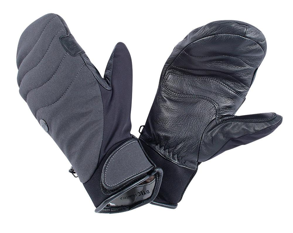 Dainese Feel Mitten Goretex Anthracite/Black