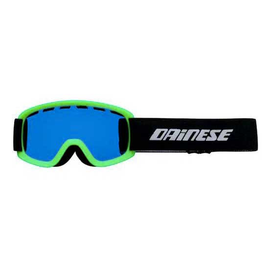 Dainese Opti Jr Green/Black/Blue-Steel