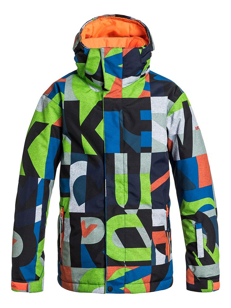 Quiksilver Mission Printed Boy