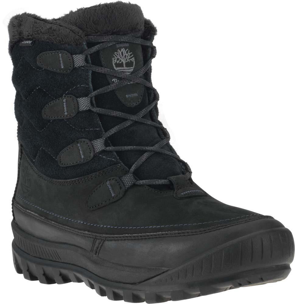 TIMBERLAND Woodhaven Mid Wp Insulated