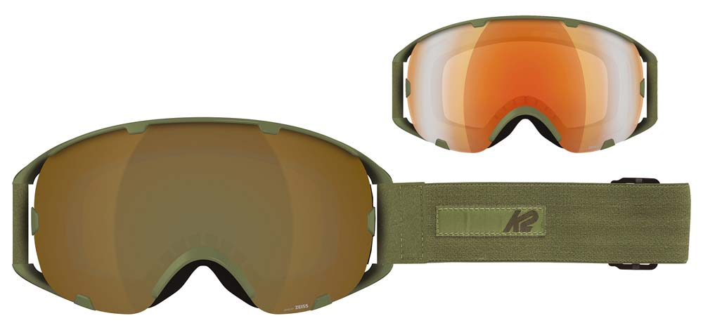 K2 Source Z Bronzed Forest + Sonar