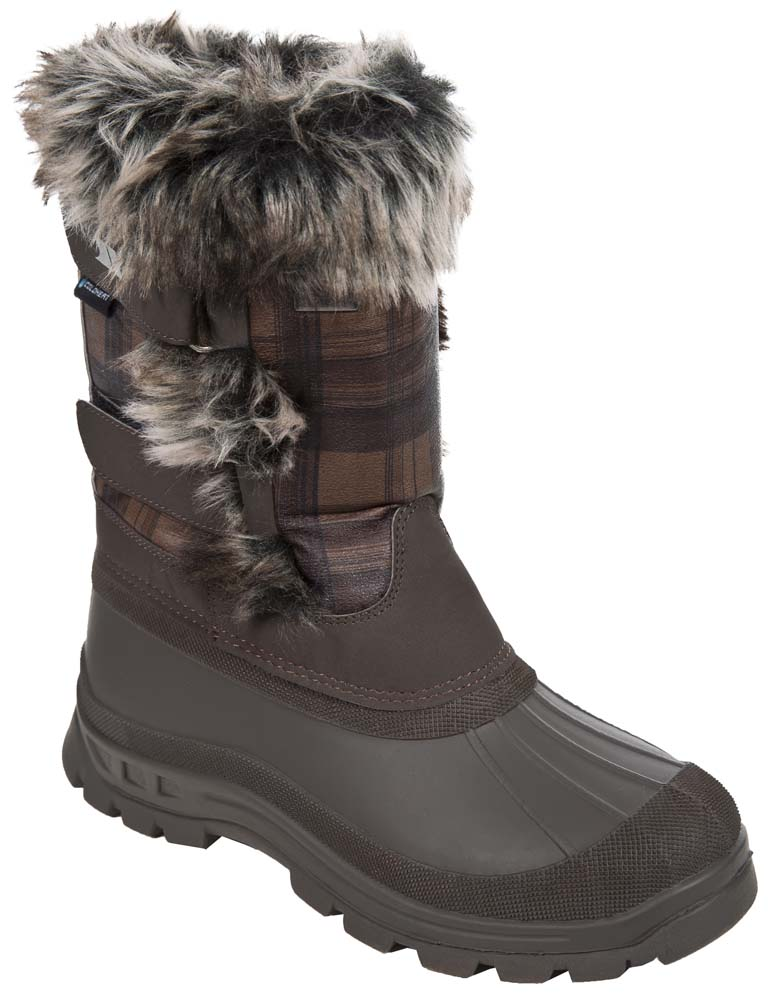 Trespass Brace Snow Boot