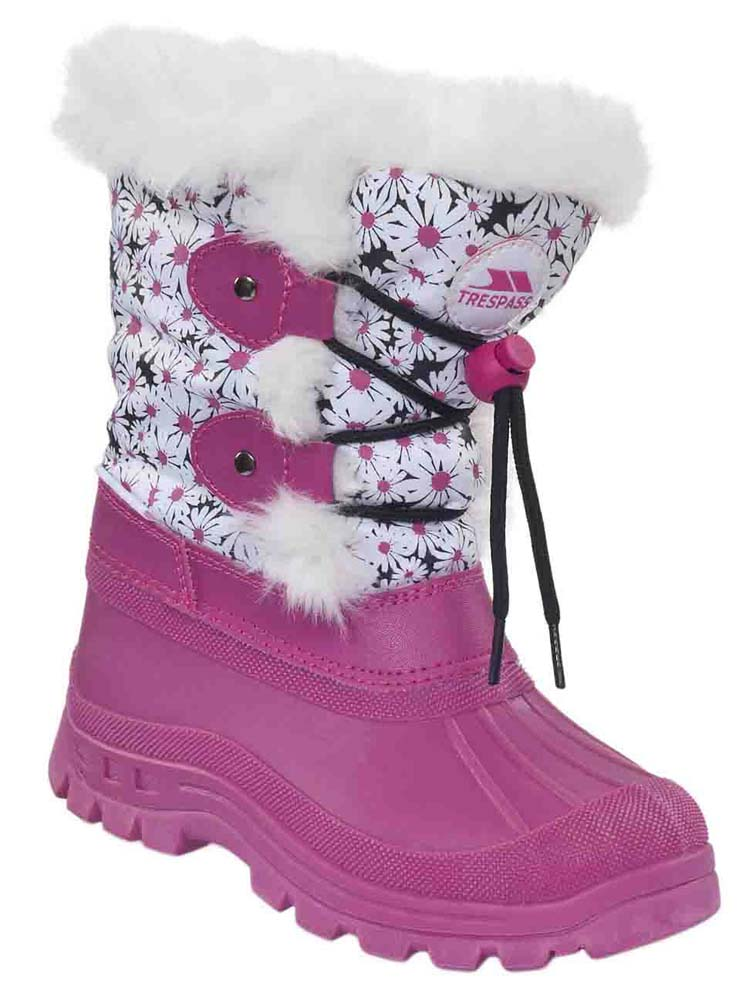 TRESPASS Snowdream Snowboot Girls