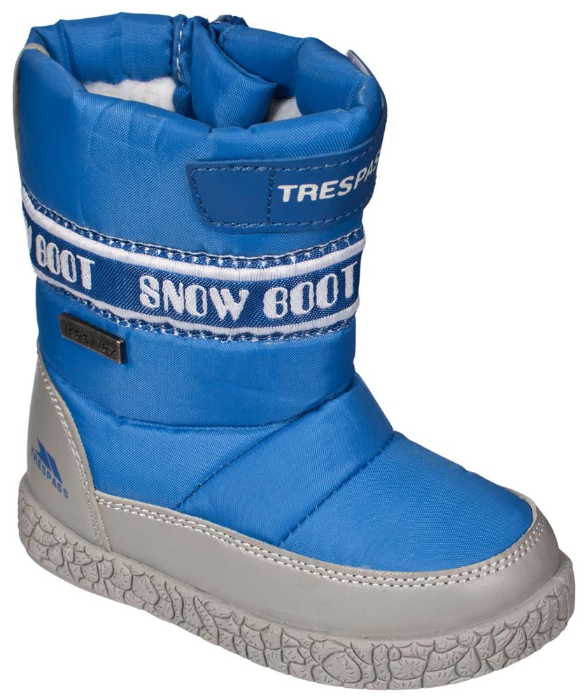 Trespass Alfred Snow Boot Boys