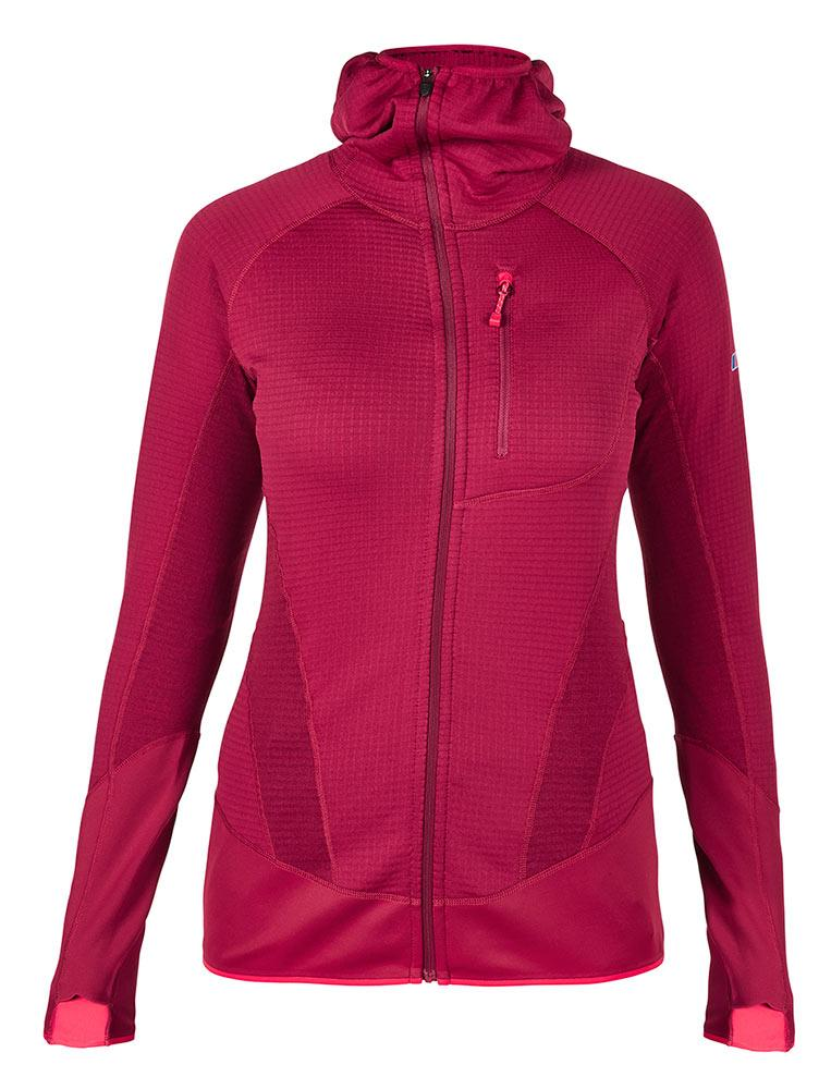 Berghaus Smoulder Hooded Fleece