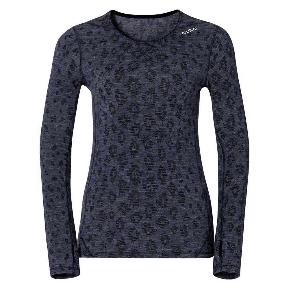 Odlo Shirt L/S Crew Neck Revolution Tw Warm P
